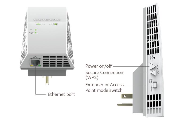 ex6420 range extender wifi networking prodotti