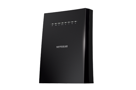WiFi Range Extender tri-band Nighthawk<sup>®</sup> X6S