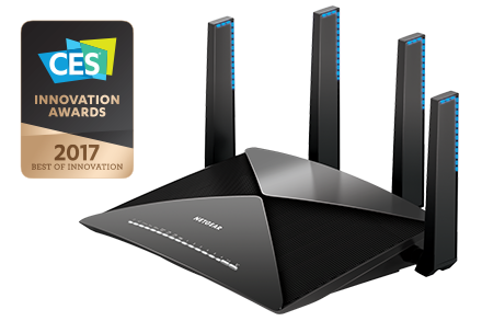 Smart Router WiFi Nighthawk<sup>®</sup> X10